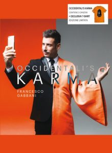 Occidentali's Karma di Francesco Gabbani arriva in versione cd singolo gabba box