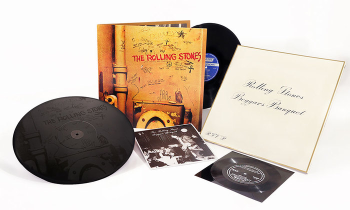 Rolling Stones, 50 anni Beggars Banquet RS