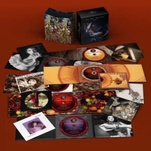 Kate Bush, rimasterizzati album in studio kb
