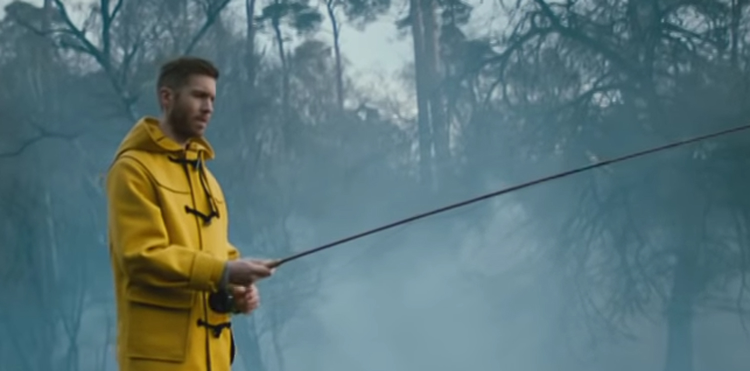 Video: Calvin Harris, Rag'n'bone Man - Giant